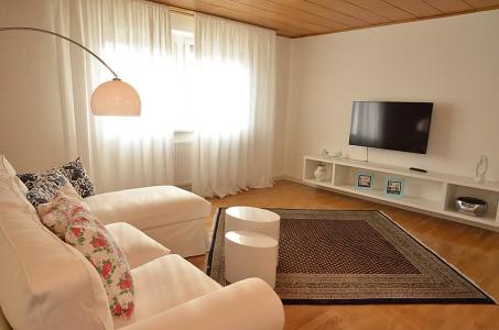 Wohnzimmer, Fewo Nessel in Haßloch/Pfalz